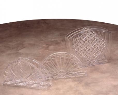 Servilleteros Abanico, Cisne y Diamante