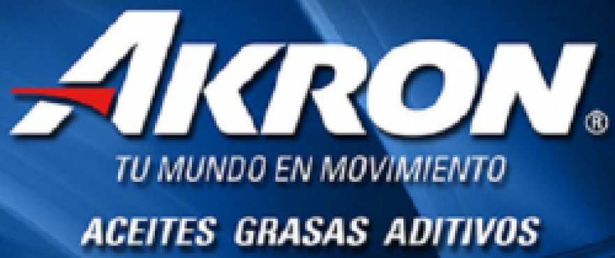 AKRON HYDRAULIC XLF 100 cubeta 19L (ALTO RENDIMIENTO MÍN 6 HRS)