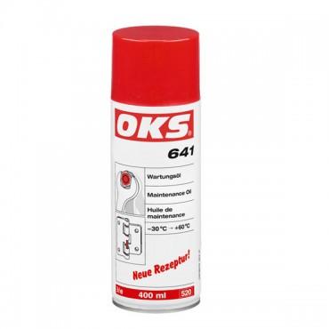 Aceite de mantenimiento, aerosol