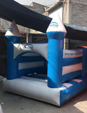 INFLABLE ENGIE, PUBLICIDAD INFLABLE