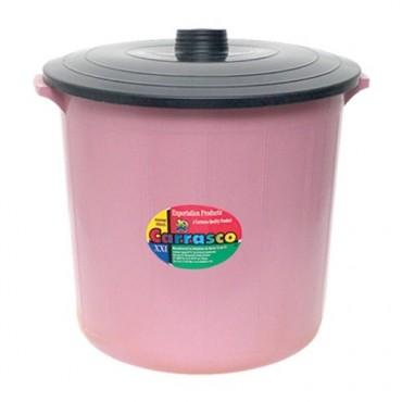 Bote Arcoiris 25 Color Con Tapa