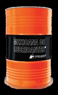 Term 300 Tambor 208 L, Mexicana de Lubricantes