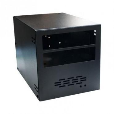 Gabinete para Repetidor con Radios Icom.