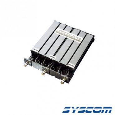 Duplexer UHF de 6 Cavidades para 490-520 MHz