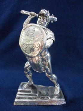 CABALLERO ÁGUILA MEDIANO, artesanias  de plata