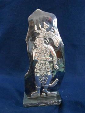 LÁPIDA DE PAKAL,en  Artesanía de plata