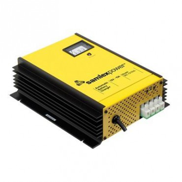 Cargador de baterías 12Vcd , 15AMP SAMLEX. (Bajo pedido)