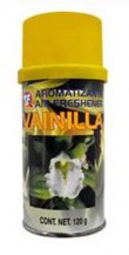 Aromatizante para auto de Vainilla, gran frescura de aroma