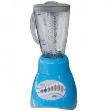 Licuadora Core Azul 10V, Plástico
