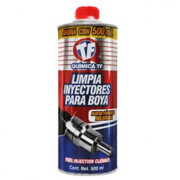 Limpiador Inyectores Boya, limpiar inyectores de manera rápida y eficaz, Quimica