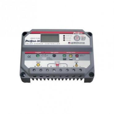Controlador de carga y descarga
