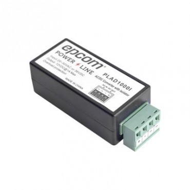 Convertidor de 24Vca a 12Vcd / 36 Vcd a 12 Vcd / FILTRO DE RUIDO PARA TurboHD, CVI, TVI / Envío Larga Distancia