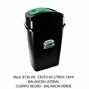 BOTE DE BASURA BALANCIN LATERAL GRANDE