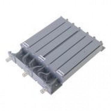Duplexer UHF de 6 cavidades para 440-470 MHz