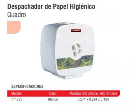 DESPACHADOR DE PAPEL HIGIÉNICO