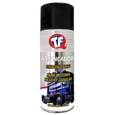 Arrancador TF, Para un rápido arranque del motor (diesel), todo tipo de climas