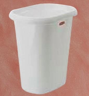 Cesto de plástico para basura Rubbermaid de 11.3 litros