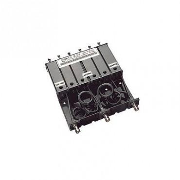 Duplexer VHF de 6 Cavidades para 148-160 MHz con conector N