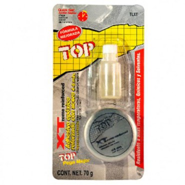 Adhesivo Epoxico Sellador ACERO TOP