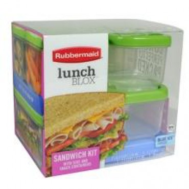 Kit para sándwich Rubbermaid