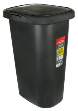 Bote de plástico para basura Rubbermaid