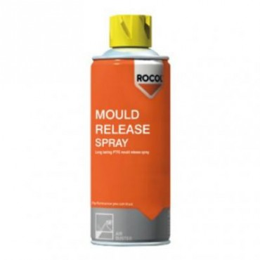 MOULD RELEASE SPRAY DESMOLTANTE CON SILICON, ROCOL