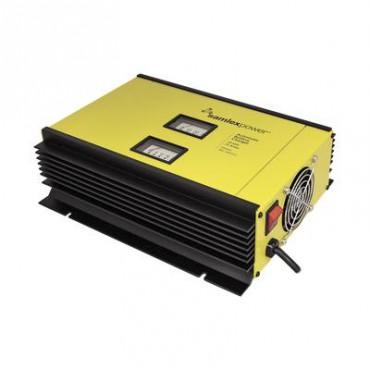 Cargador de baterías industriales, 25 A continuos