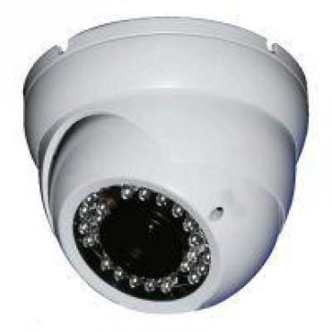 """Cámara tipo domo, Sensor CCD 1/3"""""""