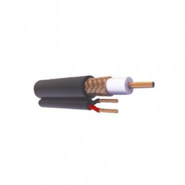 Cable RG59 Siamés, 305M