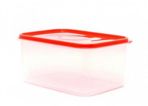 Caja De Plástico Con Tapa Hermética, Jumbo No. 3 De 9kg, EUROPLAST