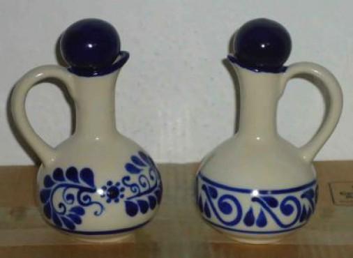 Jarra de Aceite de Oliva elaborada en cerámica de alta temperatura