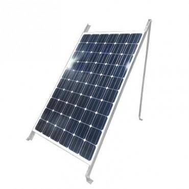 Montaje de Piso para Celda Solar: WK-8512, WK-12512, WK-15012, PRO-145, PRO-19524, PRO-95