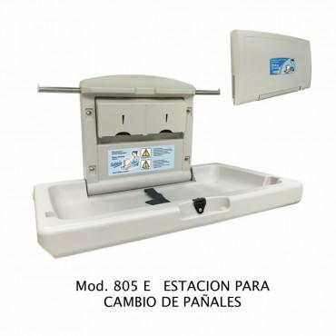 ESTACION CAMBIO DE PAÑALES, SABLÓN
