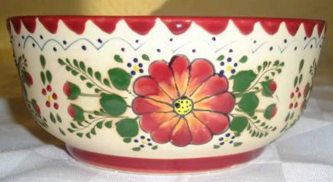 Sopero Analia elaborado en cerámica de alta temperatura