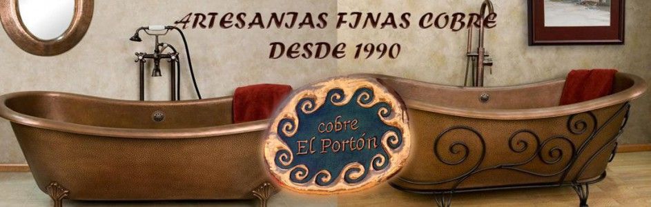 COBRE EL PORTÓN, ARTESANÍAS FINAS