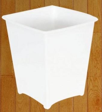 Cesto de plástico para basura Rubbermaid de 7.5 litros