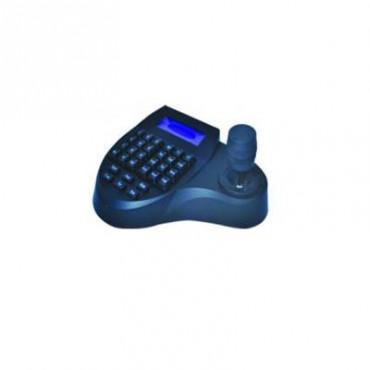 Teclado + joystick 3D, Protocolos Pelco