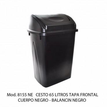 CESTO CON BALANCÍN  FRONTAL, SABLÓN