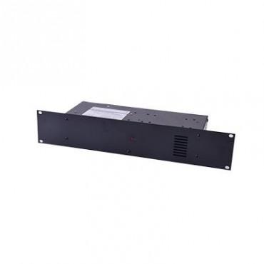 Fuente de poder para CCTV de 8 salidas a 12 Vcd. 5 Amp.
