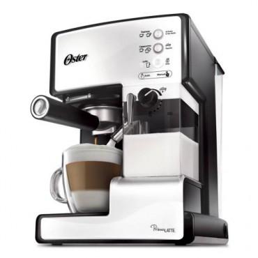 Cafetera Prima Latte Blanca