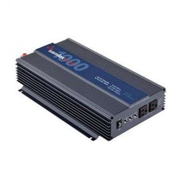 Inversor de corriente pura 1000 W, entrada 12 Vcd, salida 120 Vca