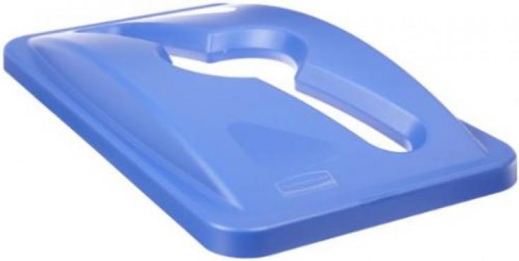 Tapa oscilante Slim Jim® para contenedor Slim Jim® una sóla vía