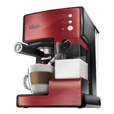 cafetera Prima Latte Roja