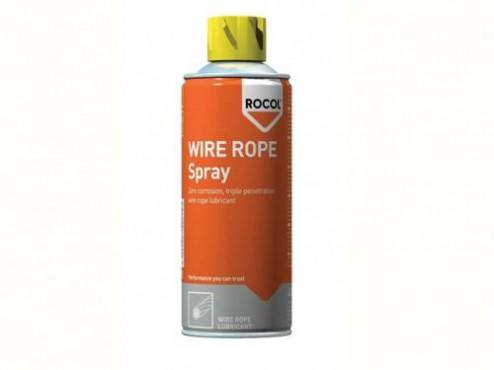 WIRE ROPE RD-105 SPRAY GRASA LUBRICANTE PARA CABLES DE ACERO, ROCOL