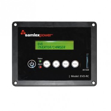 Control Remoto para Inversor Cargador EVO-2212, EVO-3012, EVO-2224, EVO-4024 (Bajo pedido)