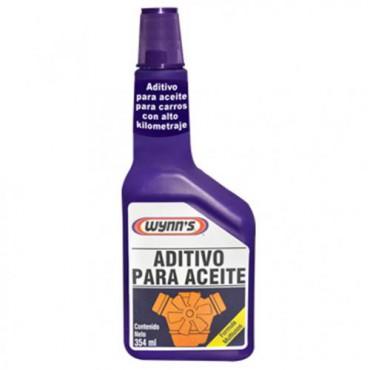 Aditivo para Aceite, Aditivos Automotrices