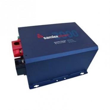 INVERSOR/CARGADOR 3000 VA ONDA PURA ENT:12VCD SAL:120VCA50/60 Hz (Producto bajo Pedido)