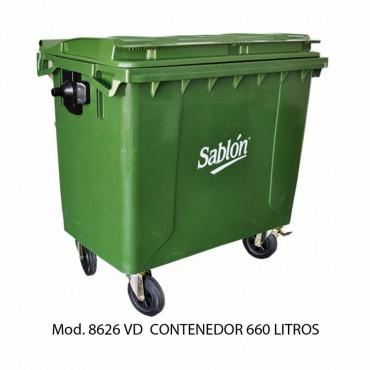 Contenedor de 660 litros