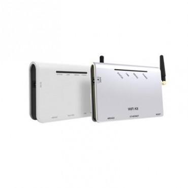Monitoreo WiFi para inversores de interconexion