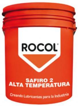 SAFIRO 2 ALTA TEMPERATURA PARA PRESIÓN EXTREMA, ROCOL